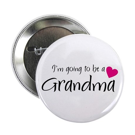 I'm going to be a Grandma! Button