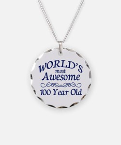Awesome 100 Year Old Necklace
