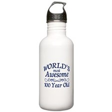 Awesome 100 Year Old Water Bottle