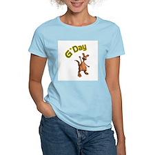 Cute Cartoon kangaroo T-Shirt