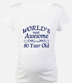 Awesome 80 Year Old Shirt