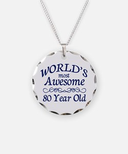 Awesome 80 Year Old Necklace