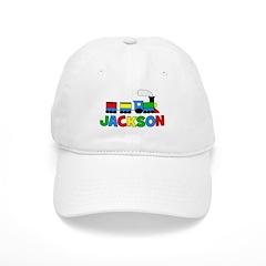 TRAIN - Personalized JACKSON Baseball Cap
