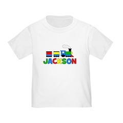 TRAIN - Personalized JACKSON T