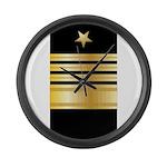 Admiral SRI Large Wall Clock