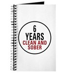 6 Years Clean & Sober Journal