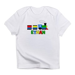 TRAIN_Ethan.png Infant T-Shirt