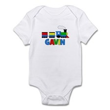 TRAIN_Gavin.png Infant Bodysuit