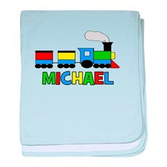 TRAIN_Michael.png baby blanket
