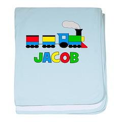 TRAIN_Jacob.png baby blanket
