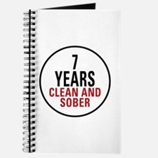 7 Years Clean & Sober Journal