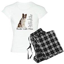 Border Collie Mom Pajamas