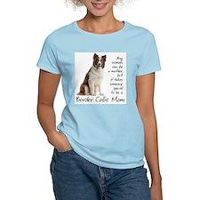 Border Collie Mom T-Shirt