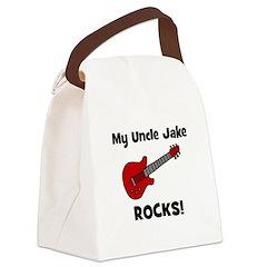 guitar_myunclejakerocks.png Canvas Lunch Bag