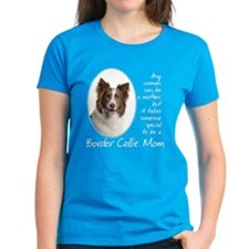 Border Collie Mom Tee
