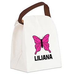 butterfly_LILIANA.jpg Canvas Lunch Bag