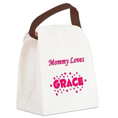 gracemommy.jpg Canvas Lunch Bag