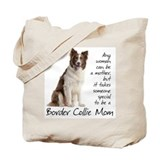 Border collie Bags & Totes