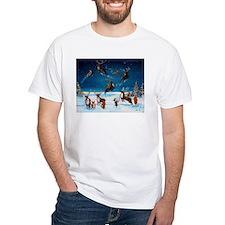 Flying Lessons Corgis & Reind T-Shirt