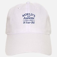Awesome 21 Year Old Baseball Baseball Cap