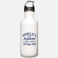 Awesome 21 Year Old Water Bottle