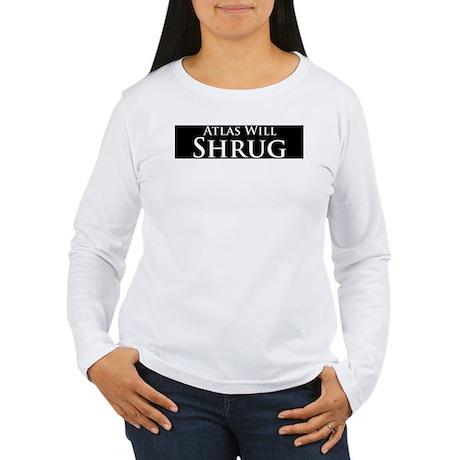 aws-black Long Sleeve T-Shirt