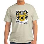 Waldeck Coat of Arms Ash Grey T-Shirt