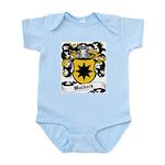 Waldeck Coat of Arms Infant Creeper