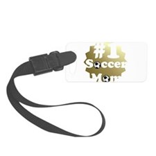 #1 new soccer mom2a.png Luggage Tag
