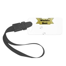 #1 soccer mom blank.png Luggage Tag