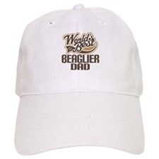 Beaglier Dog Dad Baseball Cap