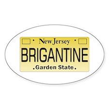Brigantine NJ Tag Gifts Stickers