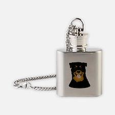 Rotty Flask Necklace
