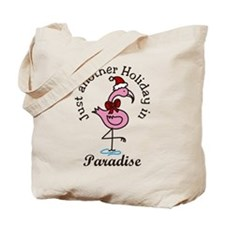 Holiday In Paradise Tote Bag
