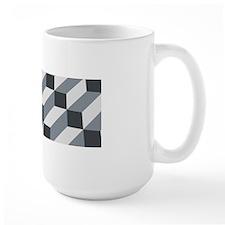 3D Optical illusion Mug