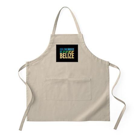 Feel the Breeze in Belize Apron