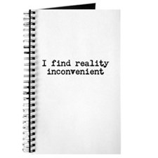 Inconvenient Reality Journal