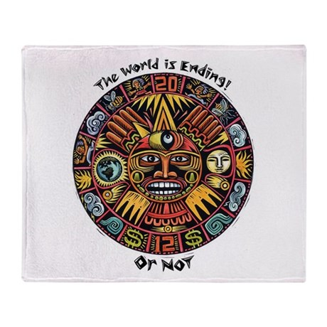 2012 Mayan Calendar The World Is Ending! Or Not S