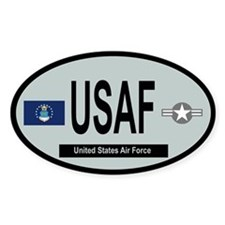 United States Air Force - Low vis Decal