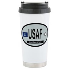 United States Air Force - Low vis Travel Mug