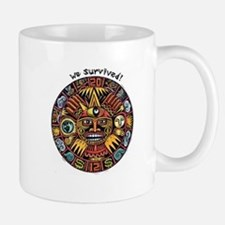 We Survived!2012 Mayan Calendar Mug