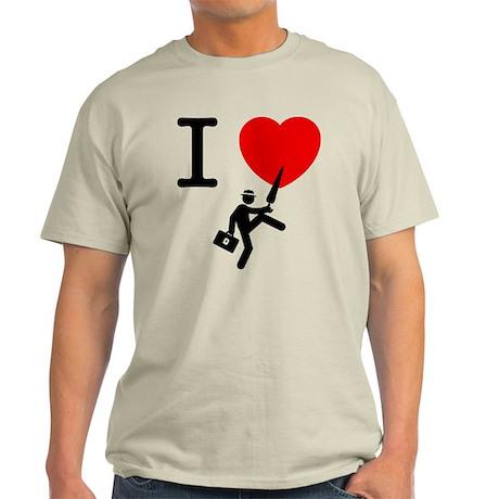 Silly Walks Light T-Shirt