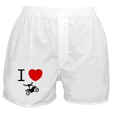 Stunt Riding Boxer Shorts