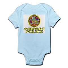 Honolulu Airport Police Infant Creeper