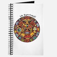 We Survived!2012 Mayan Calendar Journal
