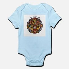 We Survived!2012 Mayan Calendar Infant Bodysuit