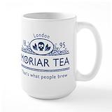 Moriar tea Large Mugs (15 oz)
