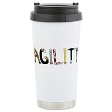 Fuzzy Agility Travel Mug