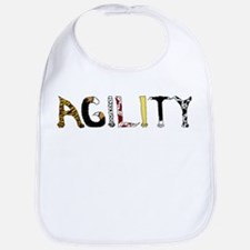 Fuzzy Agility Bib