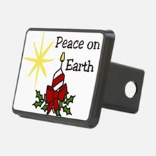 Peace On Earth Hitch Cover